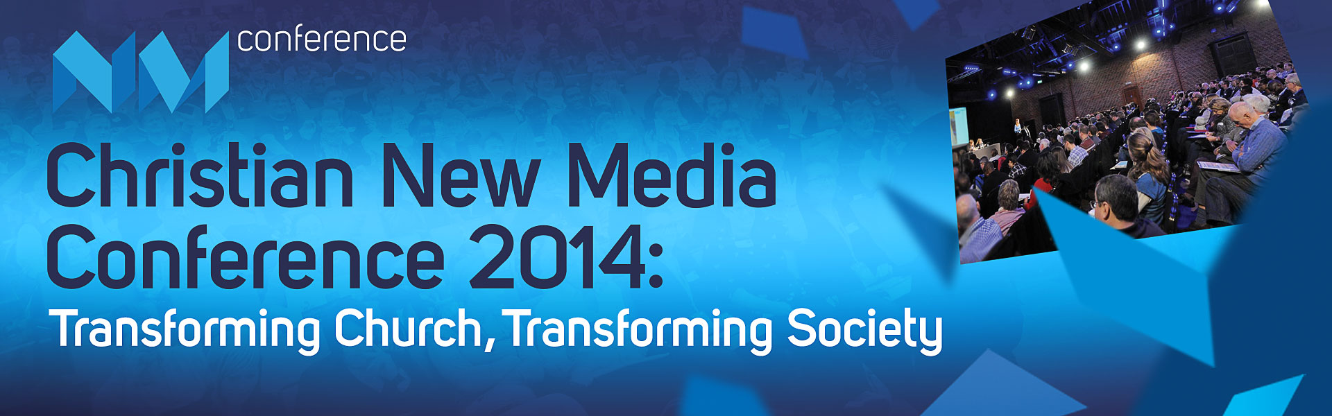 Christian New Media Conference 2014